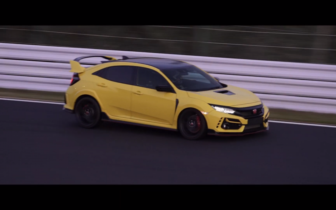 Honda Civic Type R Limited Edition: Στοχεύει σε νέα ρεκόρ; (video)