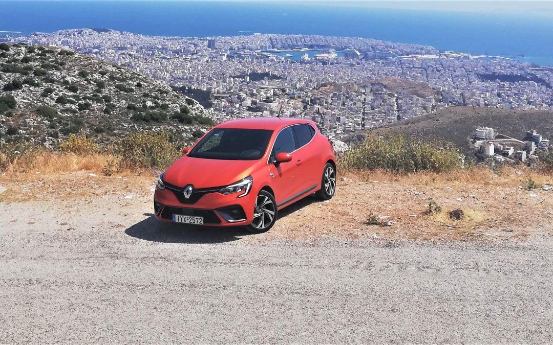 Renault Clio 1.3 TCe EDC R.S. Line: Η κοRύφωSη