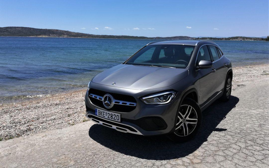 Νέα Mercedes-Benz GLA 200: Με περισσότερο στυλ