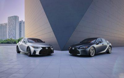 Οι αλλαγές στο Lexus IS
