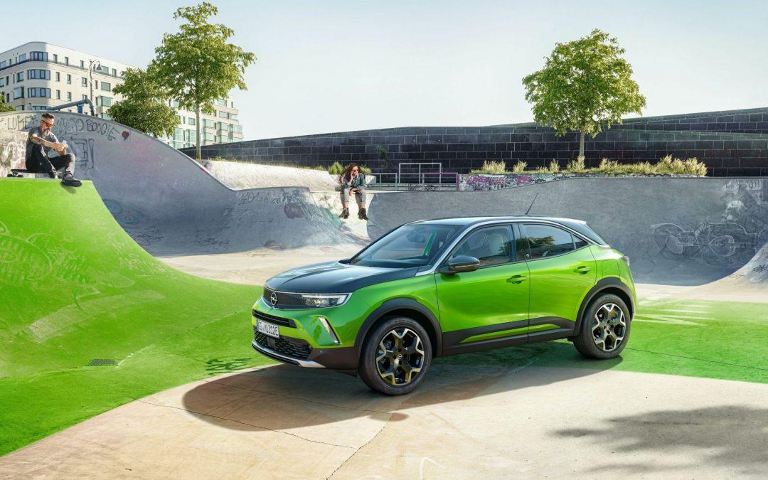 To νέο Opel Mokka
