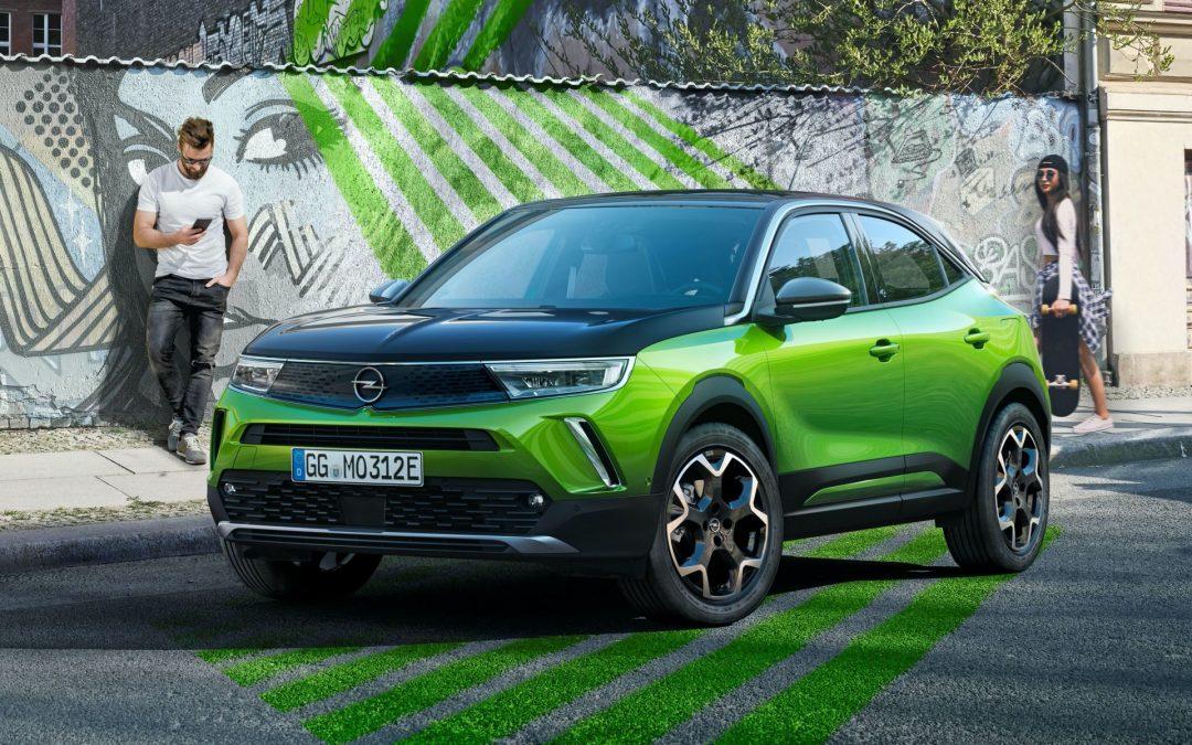 Νέο Opel Mokka: Μικρότερο, ηλεκτροκίνητο και ελαφρύτερο (video)