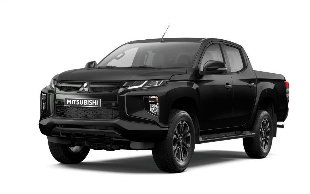 Mitsubishi: Το μαυροντυμένο L200