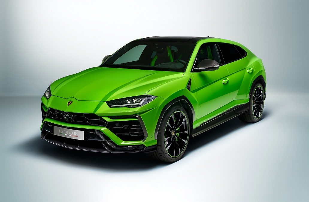 Lamborghini Urus Pearl Capsule: Ταύρος για κοσμηματοπωλείο