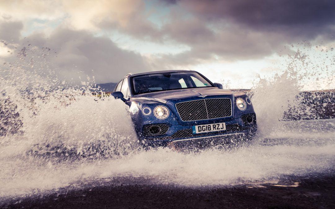 Bentley Bentayga: Πόσες έχουν κατασκευαστεί;