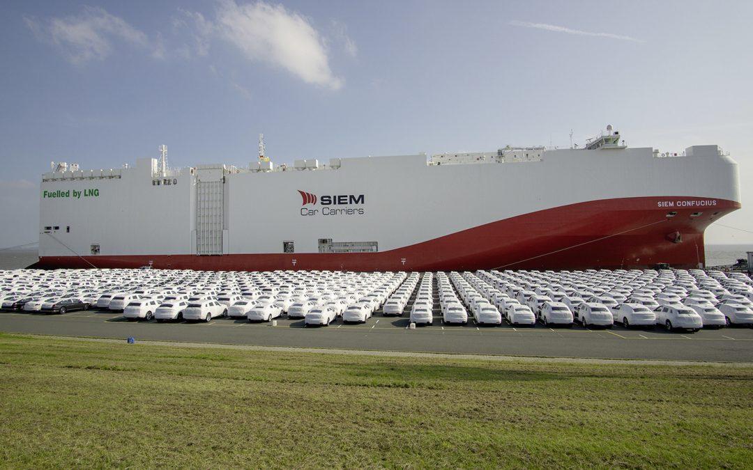 Volkswagen: Μειώνει τους ρύπους στις θαλάσσιες μεταφορές