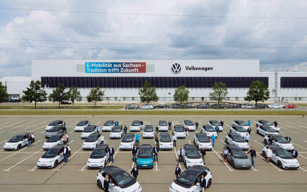 Volkswagen ID.3: Ποιοι θα το οδηγήσουν πρώτοι;