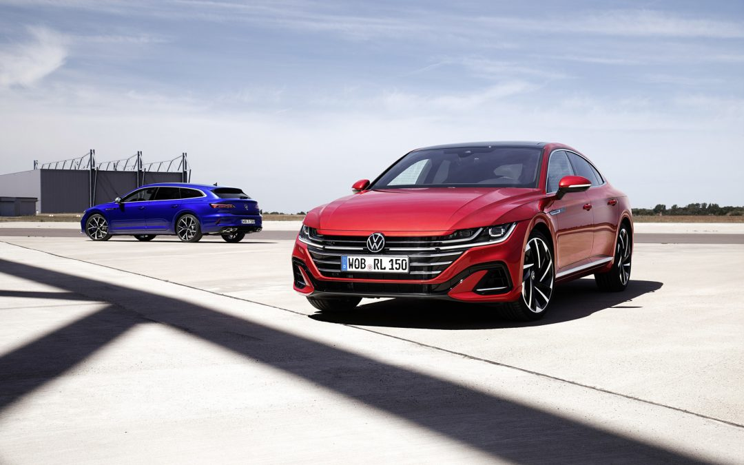 Volkswagen Arteon: Ανανεωμένο, υβριδικό με δυο αμαξώματα