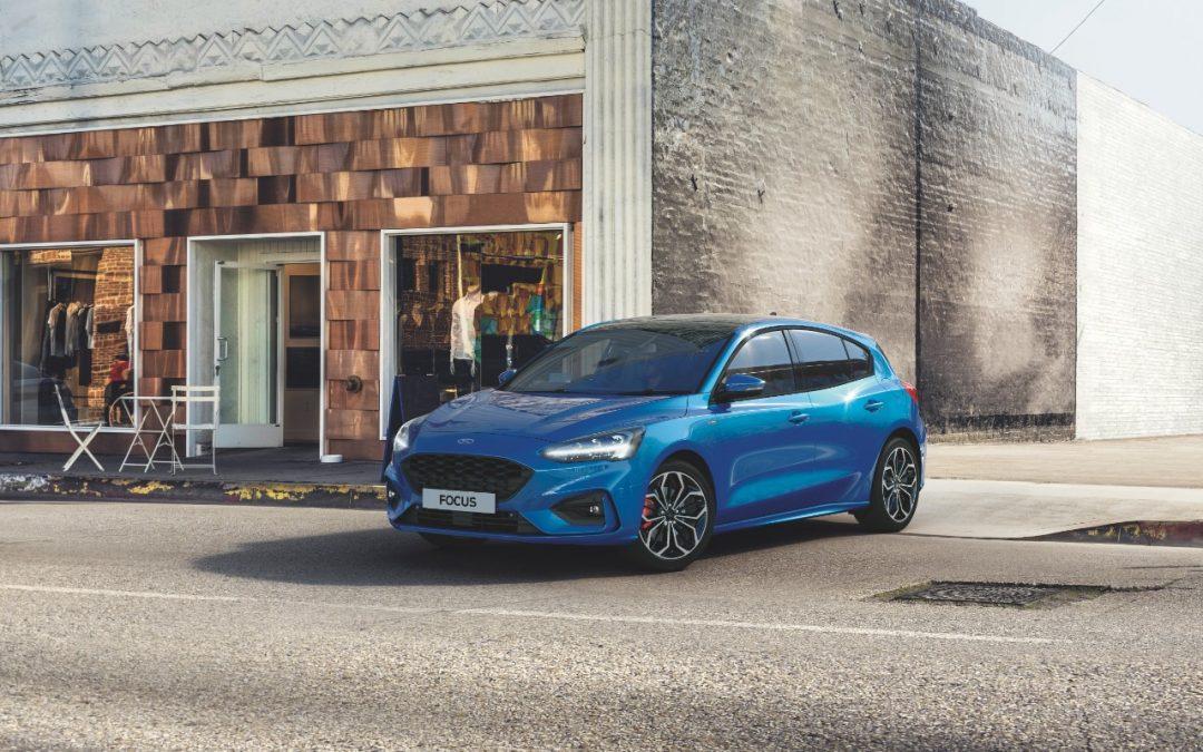 Ford Focus: Υβριδικό σύστημα και περισσότερη τεχνολογία (video)