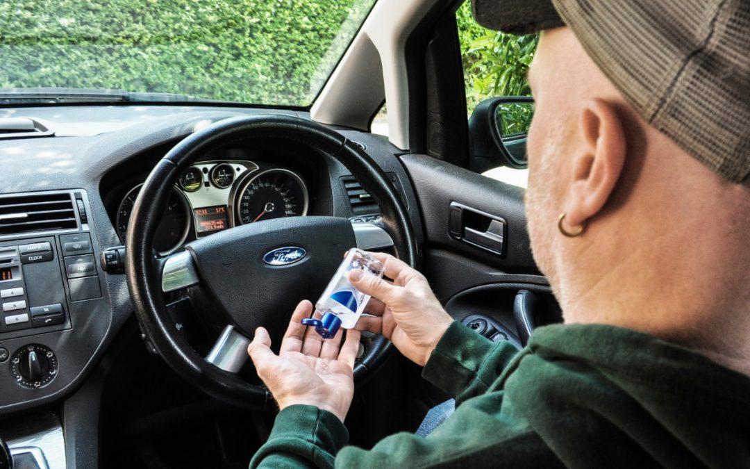 Ford: Τα απολυμαντικά χεριών βλάπτουν τα πλαστικά