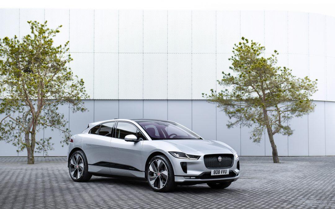 Jaguar I-Pace: Πάντα φορτισμένη, χωρίς φορτιστή