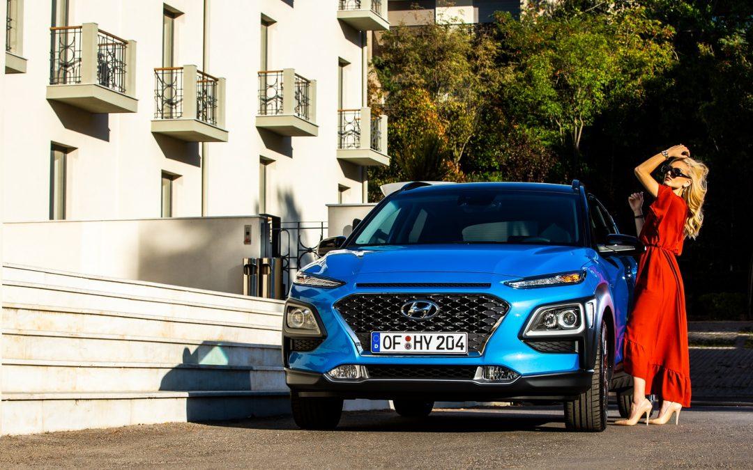 Hyundai Kona Hybrid: Στόχος η οικονομία και η μείωση των ρύπων