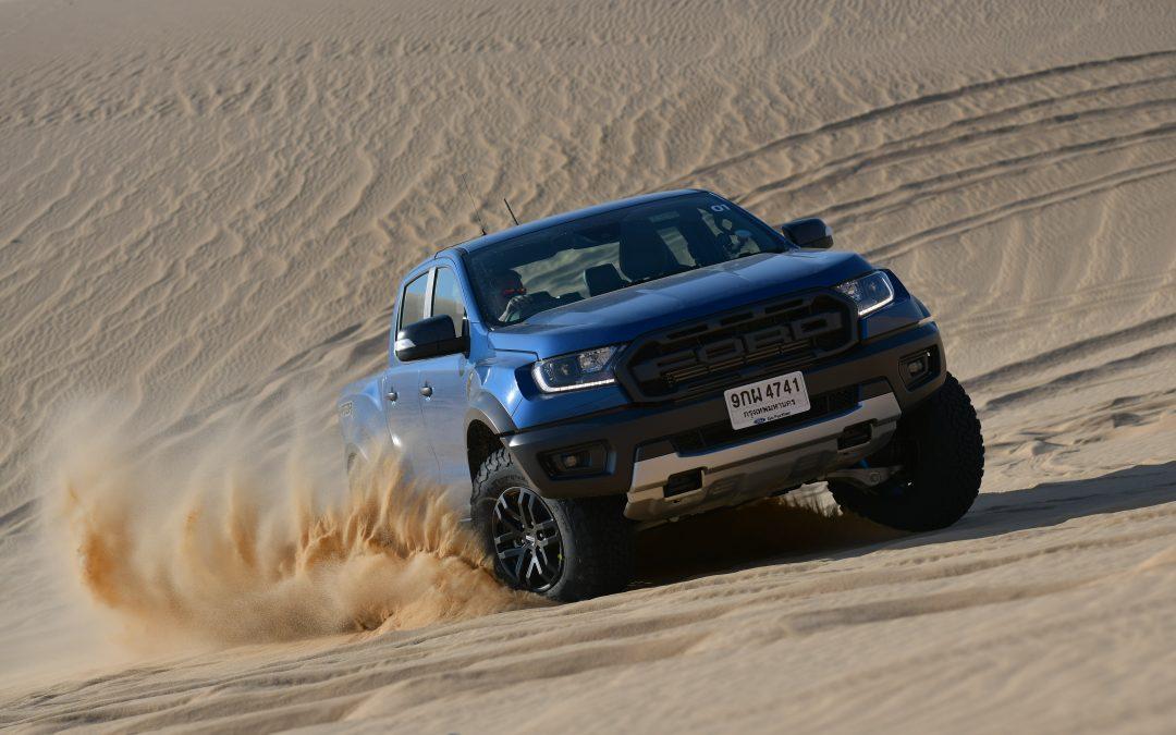 Ford Ranger Raptor: Διπλάσια ισχύς στην επόμενη γενιά