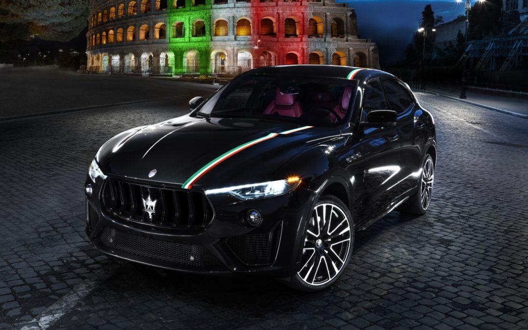 Maserati Levante: Σημαιοφόρος στην πατρίδα της