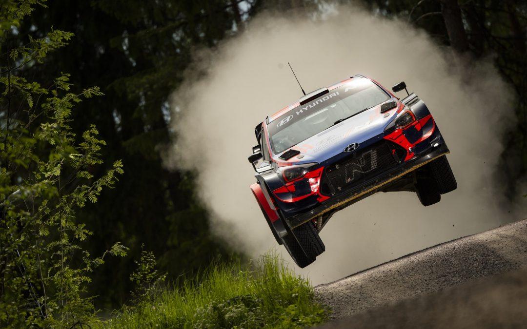Hyundai Motorsport: Ολοκληρώθηκαν οι δοκιμές στη Φινλανδία