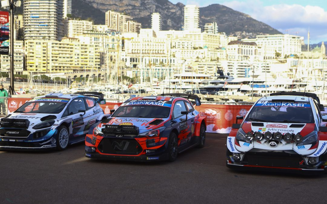 WRC: Στο παιχνίδι και η Λετονία