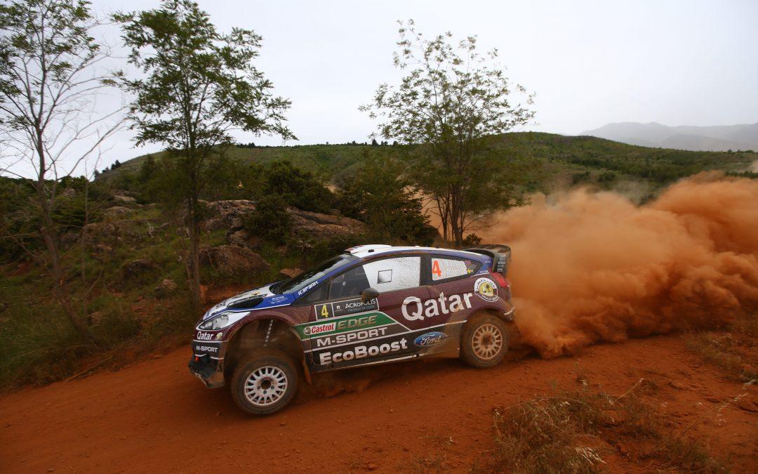 WRC: Επιστρέφει το ράλι Ακρόπολις στα μεγάλα σαλόνια του Παγκοσμίου Πρωταθλήματος Ράλι