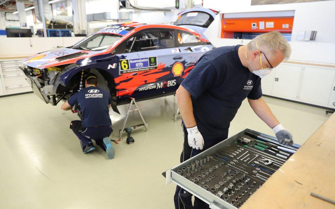 Hyundai Motorsport: Καλοκαιρινές δραστηριότητες