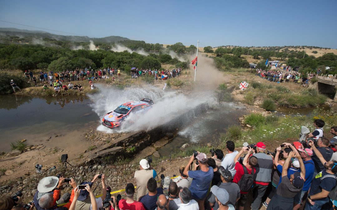 WRC: Ράλι Ιταλίας τον Οκτώβριο