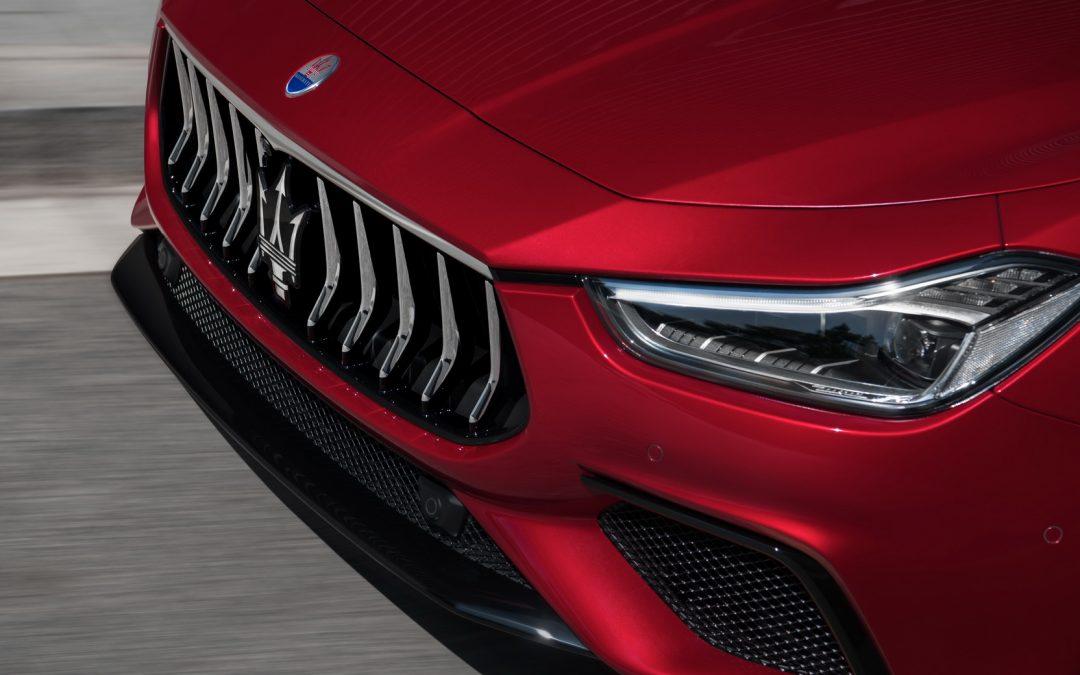 Maserati Ghibli: Έρχεται ανανεωμένη με υβριδική τεχνολογία