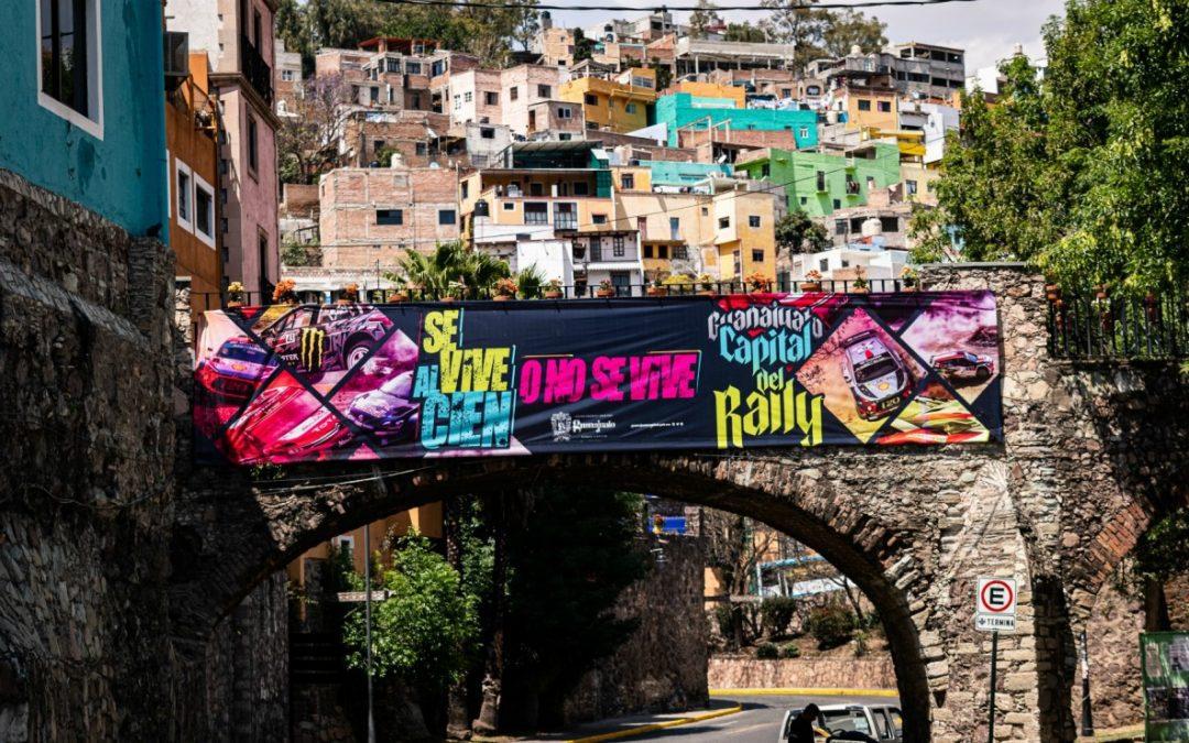 Ράλι Μεξικού: Μια βόλτα στην περιοχή