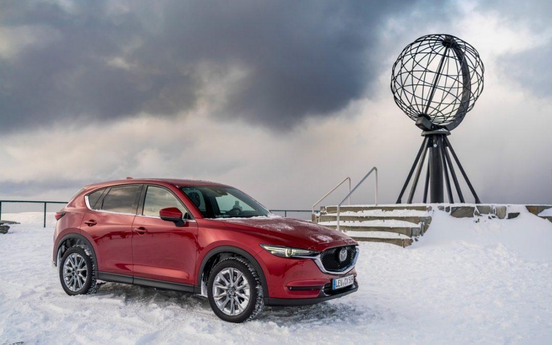Mazda: Τα ανεξίτηλα στους χάρτες ταξίδια της