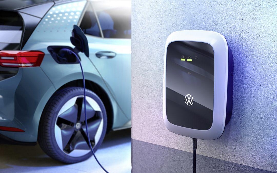 Volkswagen: Κάνει πιο εύκολη τη φόρτιση στο σπίτι