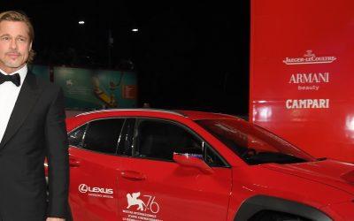 Lexus: Τα μοντέλα της θα μεταφέρουν διάσημους ηθοποιούς