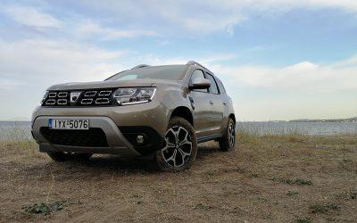 Dacia Duster 1.5 BLUE dCi 4X4: Με στόχο τις αποδράσεις