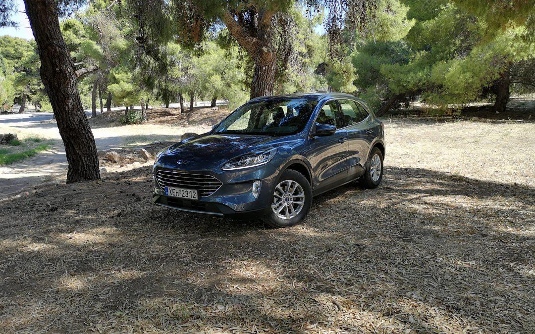 Ford Kuga 1.5 150 PS: Άνεση, χώροι και οδηγική ευχαρίστηση