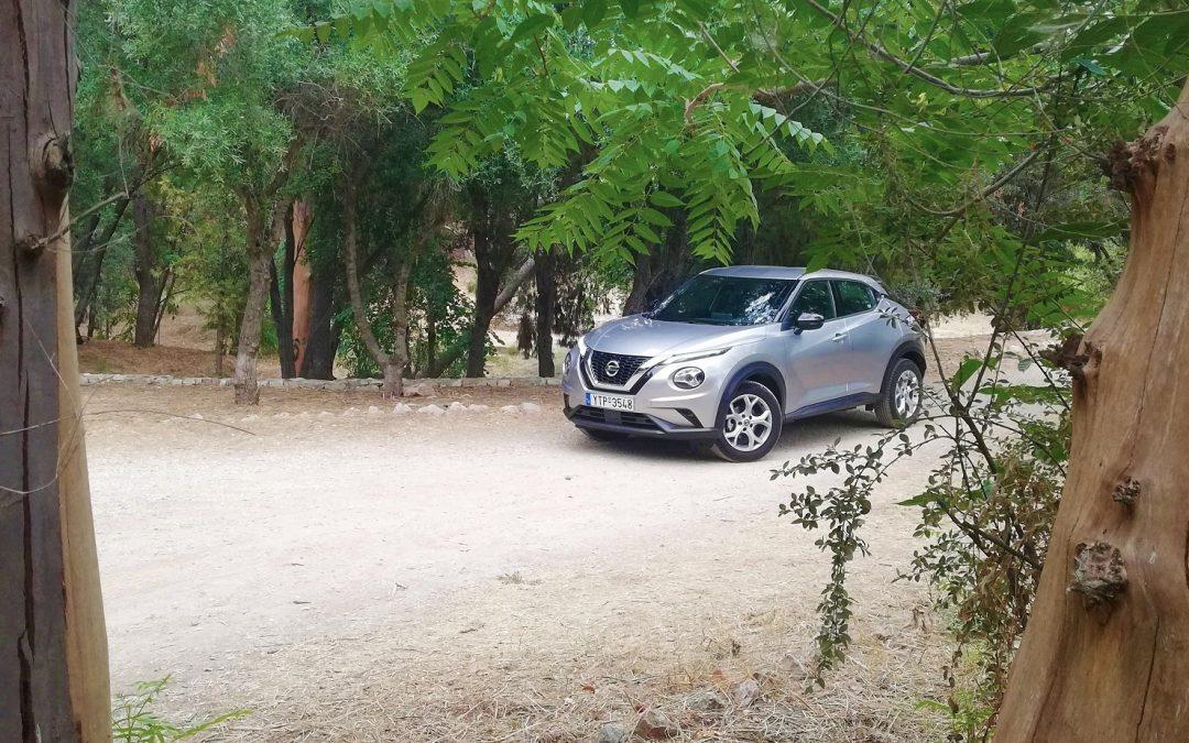 Nissan Juke 1.0 DIG-T: Αποκλειστικά με κινητήρα βενζίνης (video)