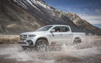 Mercedes: Ανακαλούνται στην Ελλάδα 233 X-Class
