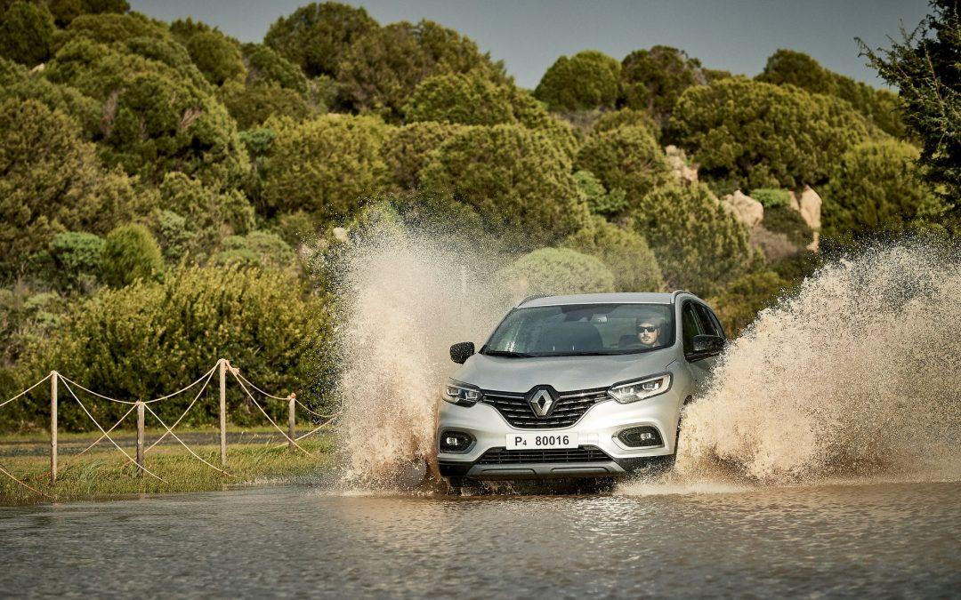 Renault Kadjar: Πετρελαιοκίνητο και περιπετειώδες
