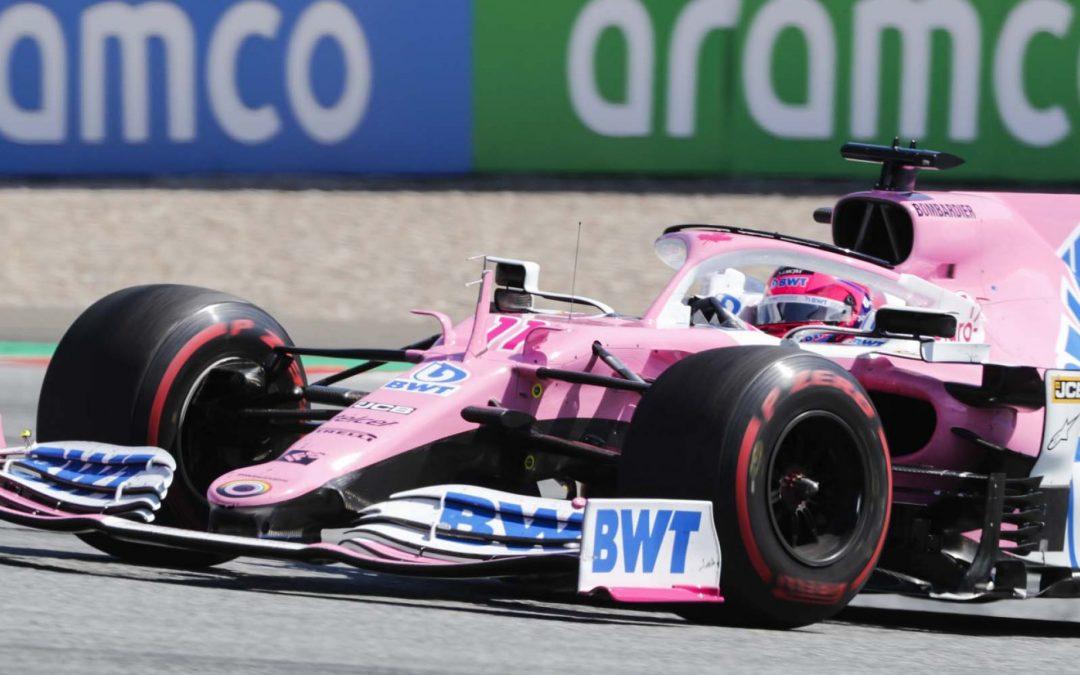 Formula 1: Γκραν Πρι Στυρίας – FP1: Θετική έκπληξη από τον Πέρες, αρνητική από τη Ferrari