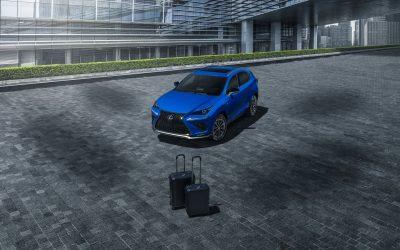 Lexus NX F Sport Black Line: Έχει λίγη Ελλάδα μέσα του