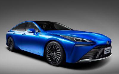 Toyota Mirai: Το υδρογόνο μπαίνει στη δεύτερη γενιά του