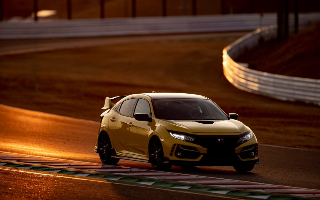 Honda Civic Type R Limited Edition: Πού έκανε ρεκόρ χρόνου; (video)