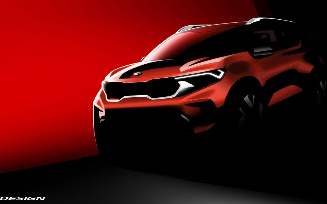 Νέο Kia Sonet: Μικρό SUV με δυναμική σχεδίαση