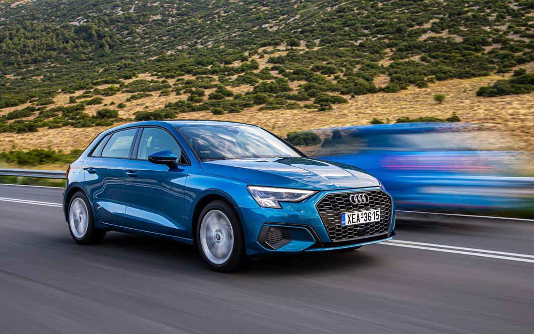 Nέο Audi A3 Sportback: Άλματα σε τεχνολογία και παροχές (video)