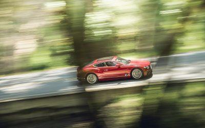 Bentley Continental GT: Με 10 δισεκατομμύρια συνδυασμούς εξατομίκευσης