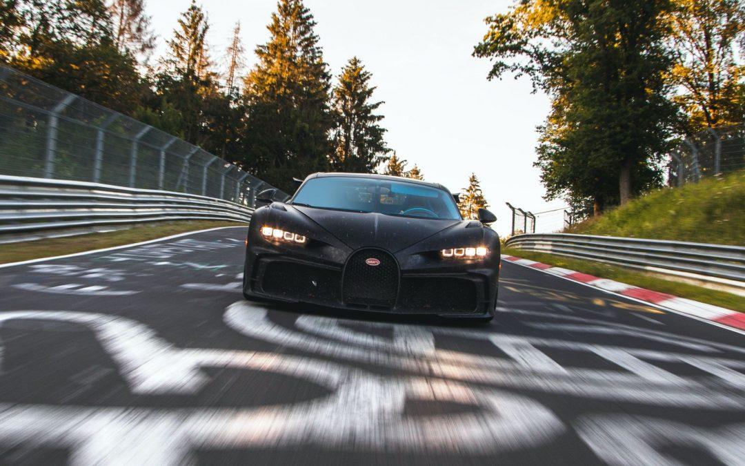Bugatti Chiron Pur Sport: Η καλύτερη Bugatti, στην καλύτερη πίστα του κόσμου (video)