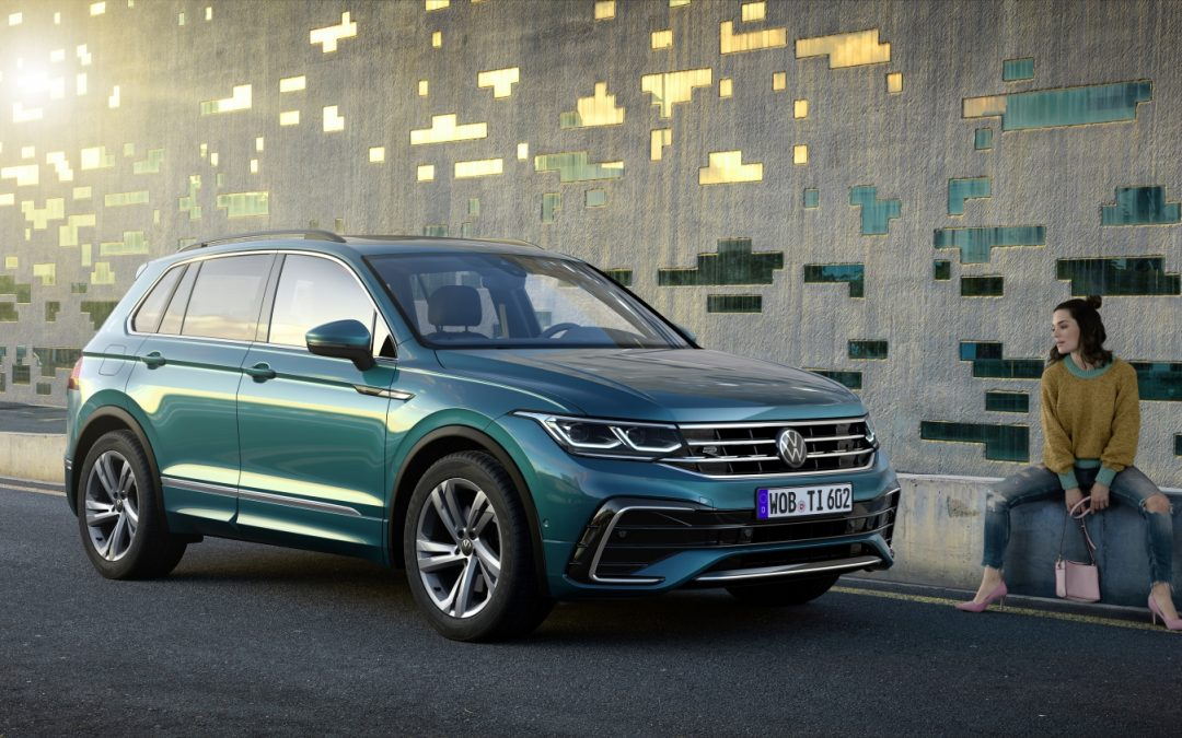 Volkswagen Tiguan: Ανανεωμένο και με κορυφαία έκδοση R 320 ίππων
