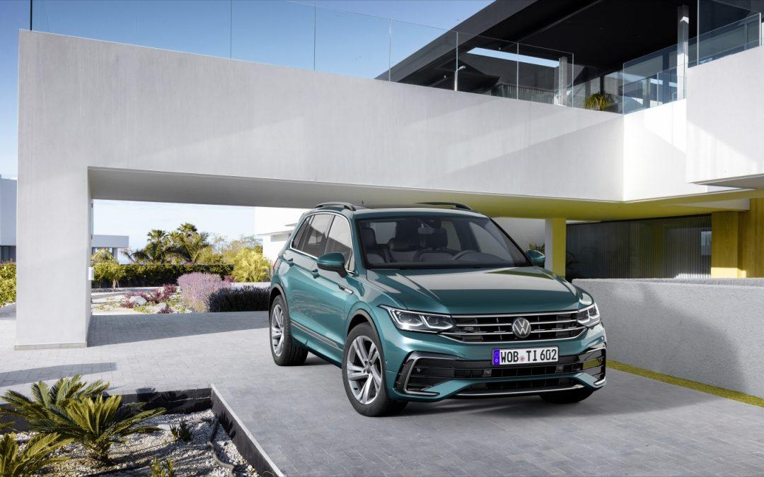 Το ανανεωμένο Volkswagen Tiguan