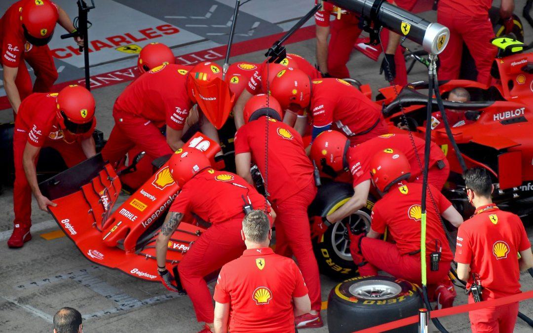 Γκραν Πρι Αυστρίας: Αεροδυναμικές επεμβάσεις στη Ferrari SF 1000