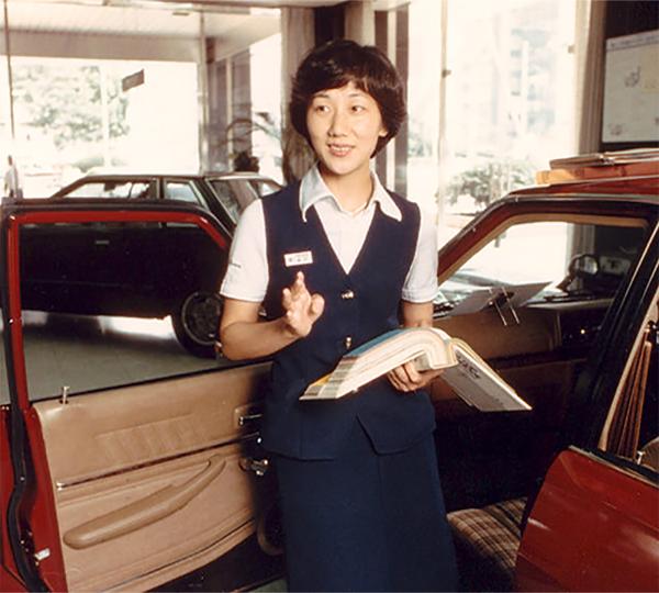 Nissan: Ποια είναι η Kyoko Shimada και ποιος ο ρόλος της