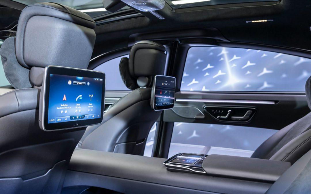 Νέα Mercedes S-Class