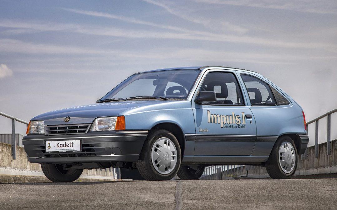 Opel Κadett Impuls I