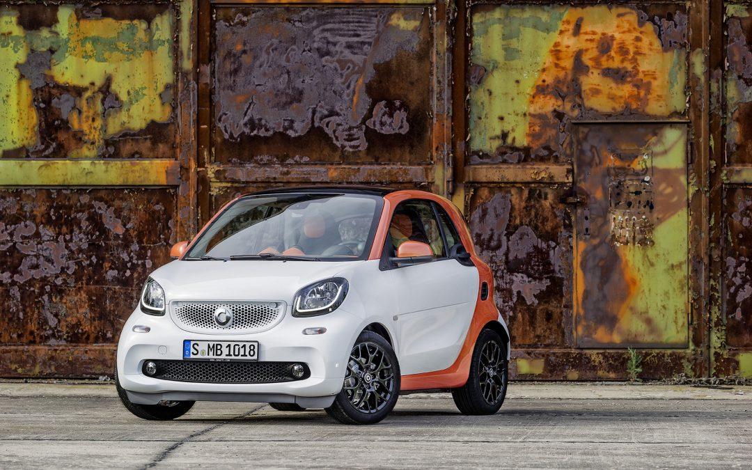 Smart: Ανακαλούνται στην Ελλάδα 587 οχήματα