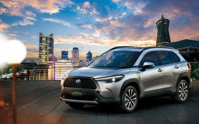 Toyota Corolla Cross: Η Corolla ψήλωσε