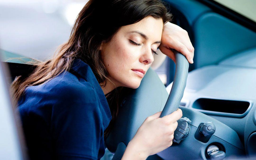 Οδηγώντας με ασφάλεια: Έλλειψη ύπνου και οδήγηση. Σα να έχεις πιει αλκοόλ